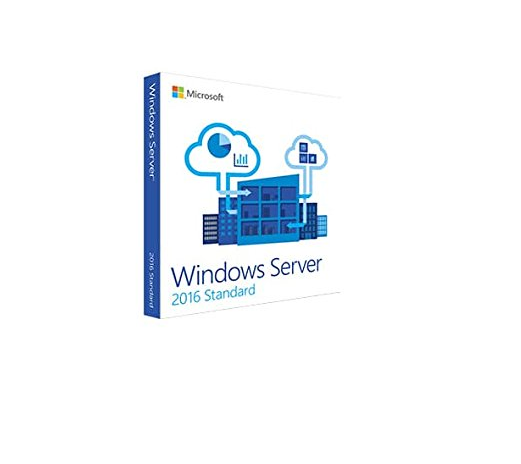 On-line-Aktivierung echtes Windows Servers 2016 Bit Engilish des Standard-Einzelhandels-64